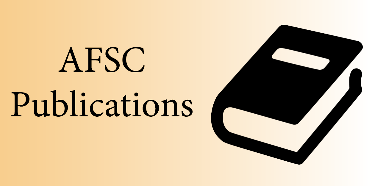AFSC publications Icon and Link
