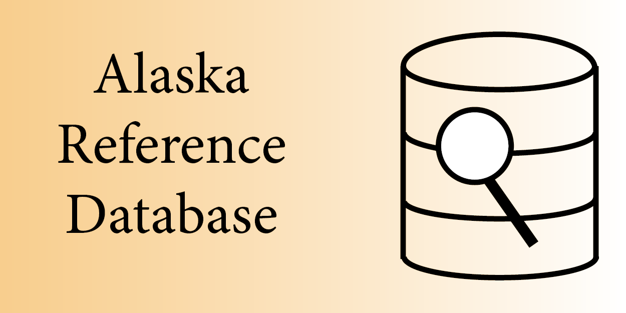 Alaska Reference Database Icon and Link