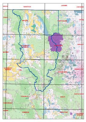 Colorado   Fire Operations Maps