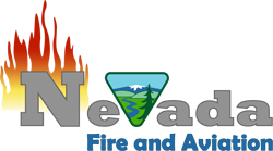 Nevada BLM Fire and Aviation logo