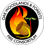 Oak Woodlands and Forests Fire Consortium logo