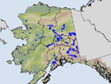 Alaska Fire and Fuels Research Map