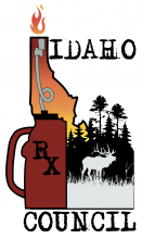 Idaho Prescribed Fire Council logo
